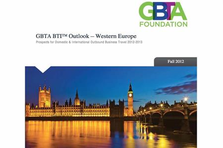 GBTA report forecasts 2013 growth for business travel