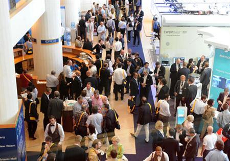 The Megaron Athens International Conference Center hosted 2,700 delegates