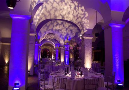 ABPCO chose St Pauls Cathedral for a gala dinner