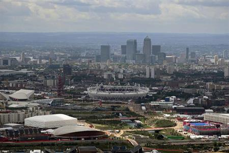 London Legacy Development Corporation takes over planning powers for Olympic park
