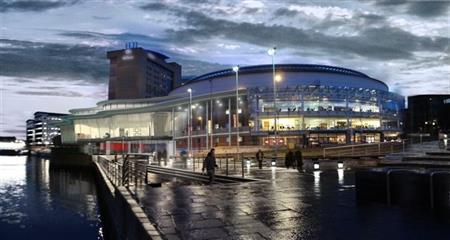 Belfast Waterfront Centre's £20m extension to target Google and Facebook