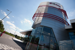 LG Arena boosts capcity