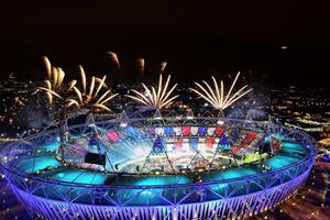 London 2012 Olympics: key figures in week one