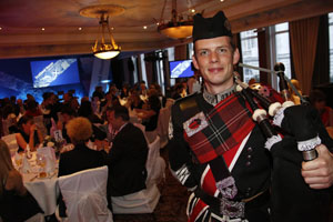 In pictures: Scotland House buyers' networking dinner