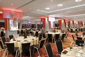 Twickenham Stadium's Rose Suite