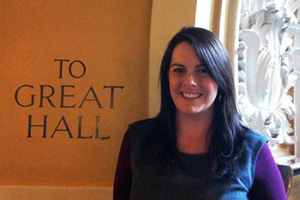 Sally Stetson joins Central Hall Westminster as sales executive