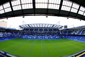 Chelsea ground tops C&IT footie stadium league