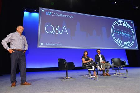 EVCOMference 2015, ACC Liverpool