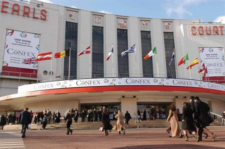 Earl's Court was once the home of Confex