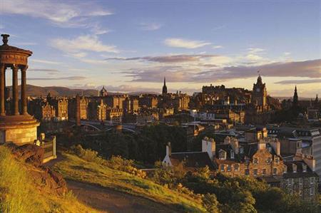 Edinburgh reveals record first quarter for business travel