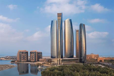 Hotel review: Jumeirah at Etihad Towers