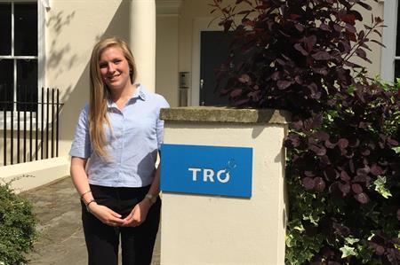 Ellie Montague joins TRO on placement