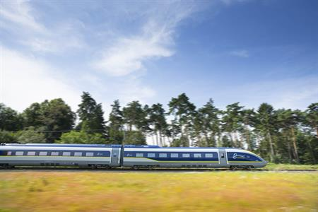 Travel in style with Eurostar