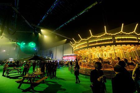 Exhibition Centre Liverpool launch