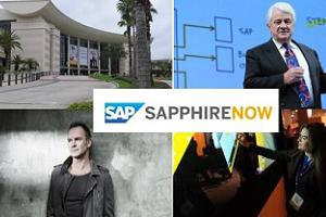 SAP has a new event strategy for its Sapphire Now conference