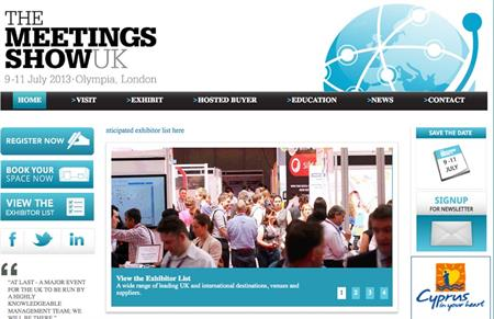 Meetings Show UK opens hosted buyer registration