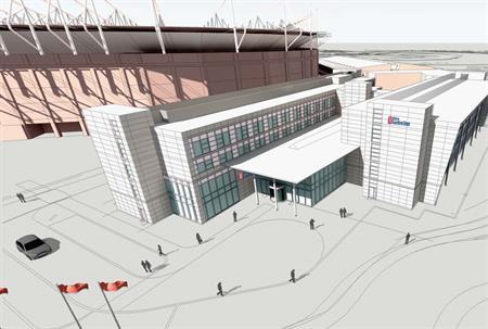 Hilton brings hotel plans forward for Sunderland's Stadium of Light