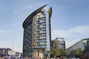 IHG to open Edinburgh hotel in 2013