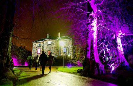 Inverleith House will open for corporate events in December 2013