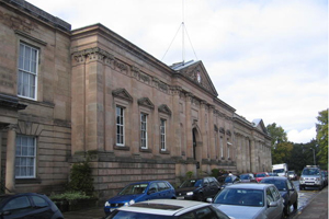Old Shire Hall in Warwick will host business events