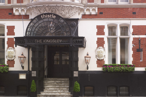 Thistle hotels in London and Brighton for sale