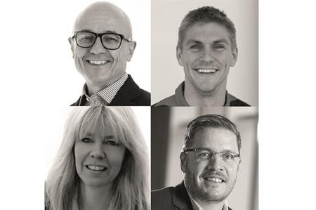 Four new mentors for Fast Forward 15