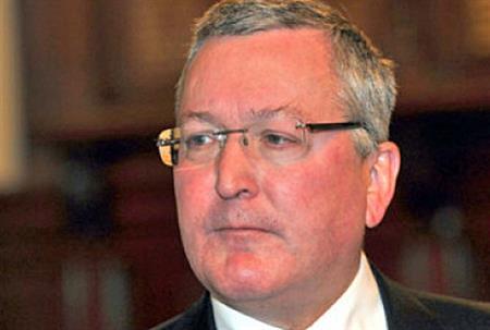 Scotland's tourism minister Fergus Ewing