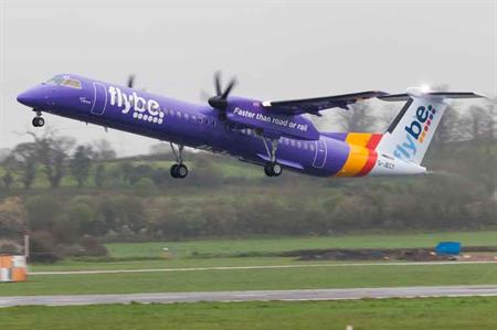 Flybe launches five new routes from London City Airport