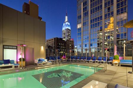 Gansevoort Meatpacking NYC hotel, New York