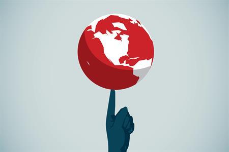 Developing an international growth strategy