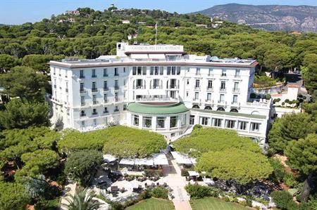 Grand Hôtel du Cap-Ferrat, Côte D'Azur, France