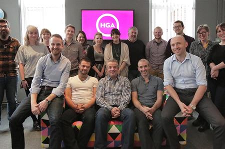 HGA has rebranded after exceeding new business targets