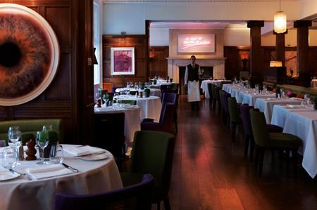 The winner of the cook-off will get dinner at HIX Mayfair and an overnight stay at Brown's Hotel