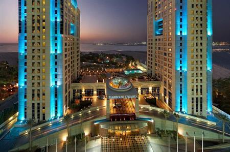 Habtoor Grand Beach Resort & Spa hotel, Dubai