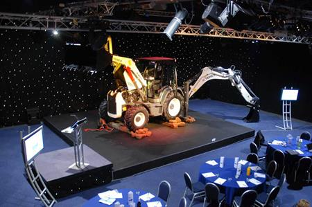 Top Banana will run an event for Tuffnells at Heart of England Conference & Events Centre
