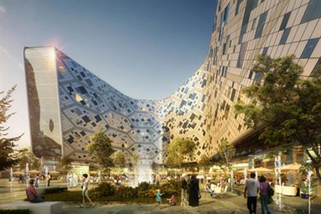 The 535-room Hilton Dubai World Central hotel will open by the emirate's Al Maktoum Airport