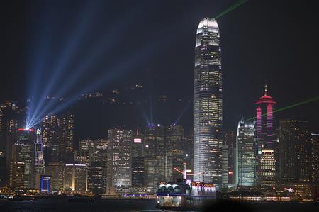 Hong Kong skyline (©BarbaraWill)