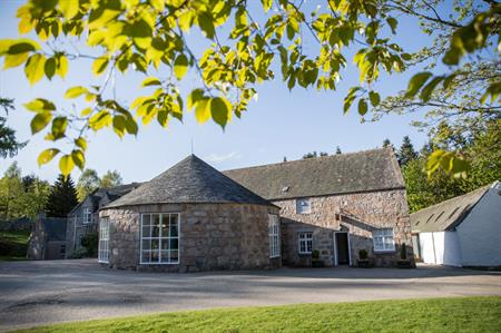 Crathes Castle's new corporate events venue The Horsemill
