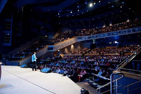 ICC to host Conservative Party Conference