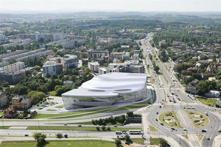 ICE Krakow Congress Centre (©Ingarden & Ewý)