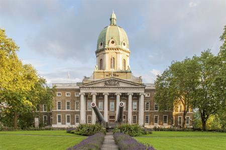 Imperial War Museum opens new outdoor space