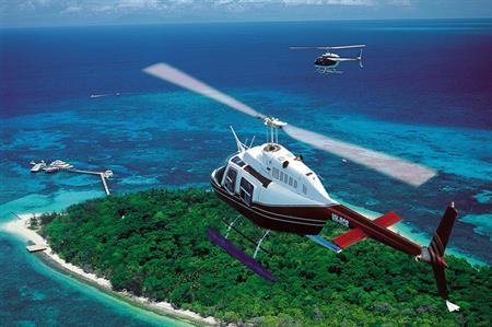 Incentive travel, Green Island, Australia