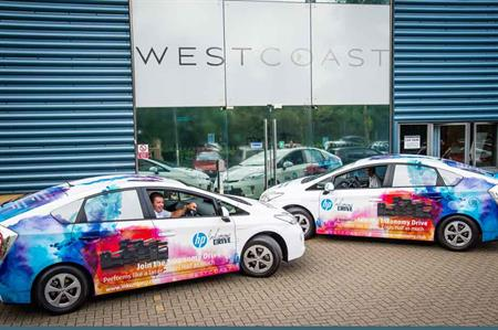 In Pictures: Westcoast appoints Corporate Innovations for HP campaign