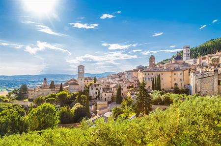 Umbria in Italy (Image credit: iStock)
