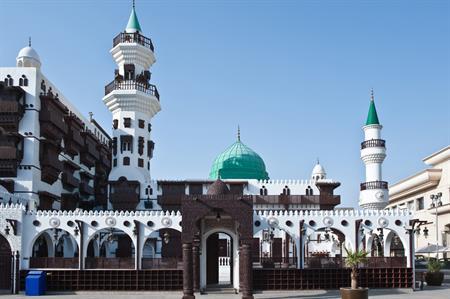 Jeddah, Saudi Arabia (image credit: iStock)