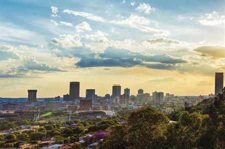 Johannesburg, South Africa (©iStockphotos)