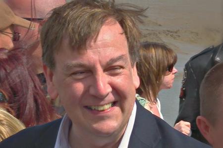 John Whittingdale (© Steve Thomas, Ommot)