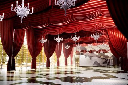 Event hall, Kameha Grand Zürich hotel