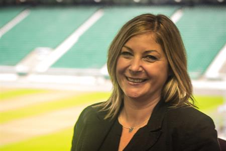 Kirsten Coleman joins Twickenham as conference and events sales administrator