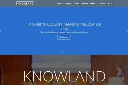 Knowland has taken over Meeting Intelligence (HIS)